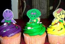 Barneyho oslava