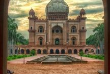 India - landscape and heritage