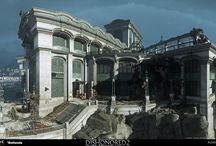 Dishonored 2 Environment