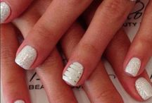Nails for brides