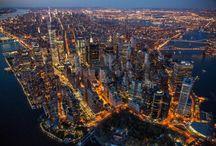 New York / Toivottavasti joskus pääsen käymään / I hope someday i can visit big apple.