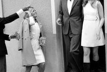 Cool Vintage Celebrity Weddings