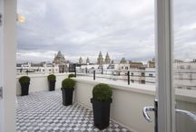Maykenbel Apartments With Views / Roof terrace, stunning rooftop views, balcony views and London skyline views.