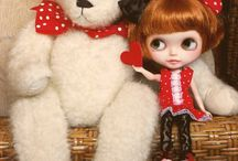 Custom Blythe Dolls / Custom Blythe Dolls