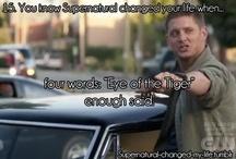 Supernatural Boys