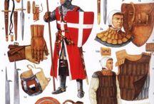 uniformi medioevali
