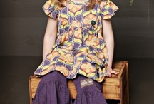 Clothes and Fun Things for Little Girls / by Gail Kreunen