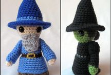 Knit and Crochet Stuff / Knitting and Crocheting projects that interest me. / by Andrea Stumpf