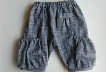 Tutorials ~ KIDS trousers/shorts