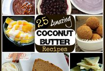 coconut butter uses