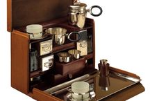 coffee kit, coffee case