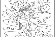 coloriage antistresse