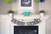 Party Ideas - Dinosaurs