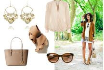 Boho Style / Express your Boho Chic style with these look. Jewelry can be found at www.jewelrybyci.com