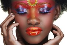 Makeup -Fun  / A collection of fun, bright and sometimes crazy makeup  / by Maureen H