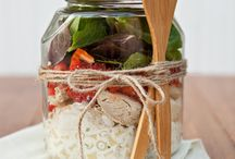 meals in a jar / by Blanche Peterson