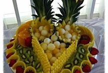 rangkaian buah