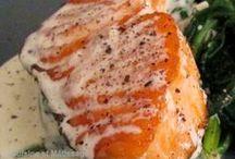 poisson, crustacés