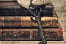 Livros & Citações ♥ / *-* / by Mariana Pataro