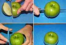 Clever ideas / Clever ideas for food and in the kitchen