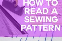 Reading a sewing pattern