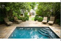Pool area / by Susan Harnish