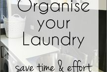 For the Home - Laundry