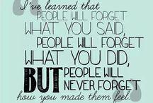 Words of Wisdom / by Vicki Shepherd