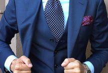 Men's fashion.