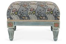 such pretties: furniture for the home / there are a lot of tufts.  / by thedelightfulfind
