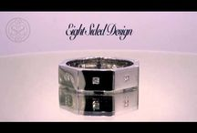 Engagement Ring Videos  / Check out the sparkle and the cool design on this new board of engagement ring videos.  / by Simone & Son Jewelers