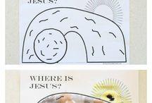 {Children} Easter
