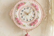 Pink Watches & Clocks