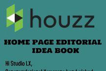 StudioLX Featured On Houzz / StudioLX is Now Featured on Houzz Ideabook.