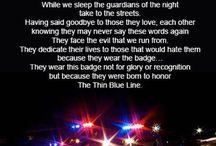 I love my police man / by Kelli Hundley