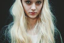 estilo -peinados / by Delfina Fiad