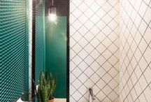 Bathroom design & detailing