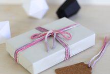 Pretty packaging / by Francesca Lobban