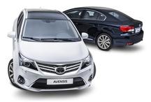 Avensis SkyView / Nowa, wyjątkowa wersja Avensis z panoramicznym szklanym dachem, czeka na Ciebie w salonach Toyoty.