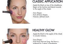 blush bronzer tutorial