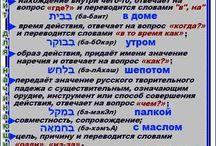 грамматика иврита