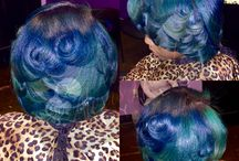 ANS Hair Studio & Boutique / Pictures of my personal work!