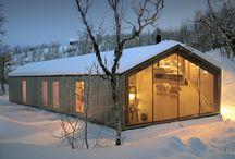 Fjellhytte/  mountain cabin
