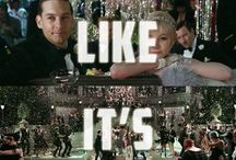 Party like Gatsby / by Lindlay Howell