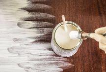 Pintar y reparar muebles