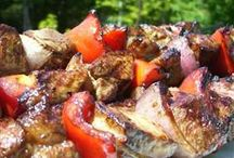 savory: pork