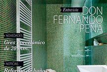 Magazine Azulejos Peña