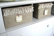 Burlap Beauties / anything made using burlap or other raw materials