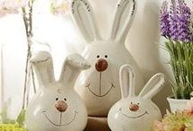 Easter potery