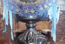 Baptism Thodoris 14/06-2014 / Christianism - Baptism balloon decoration